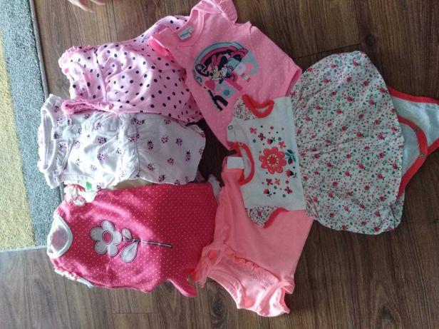 Ubranka niemowlęce roz.56, 62, 68 do wyboru