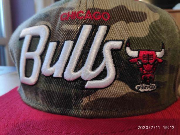 czapka Chicago Bulls