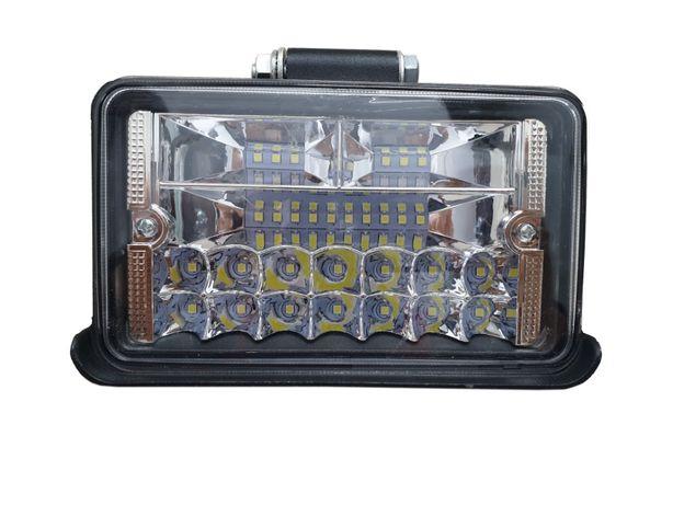 Panel LED lampa robocza halogen 108W 12-24V 2017