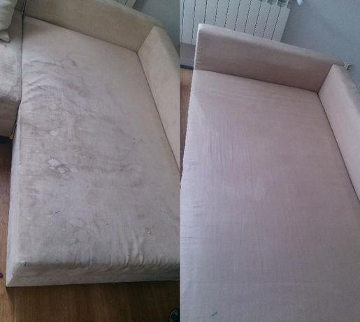 Pranie kanap, dywanów, czyszczenie tapicerki skórzanej, Ozonowanie