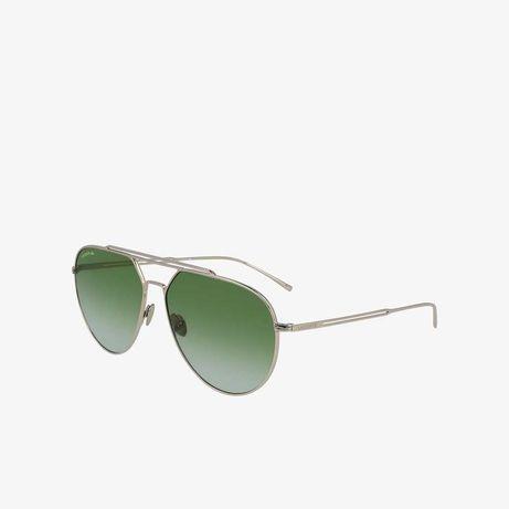 Lacoste NOWE ORGINALNE okulary przeciwsłoneczne unisex l219spc PILOT