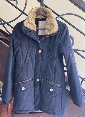 Zara kurtka ciepła Xs/S