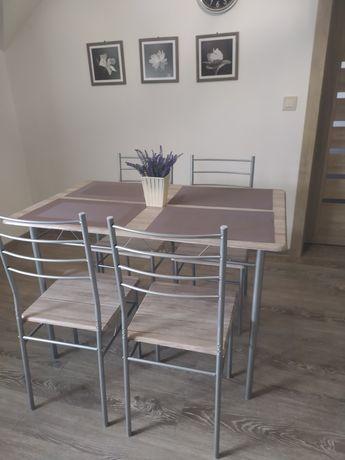 Стіл +стільці (комплект на кухню)