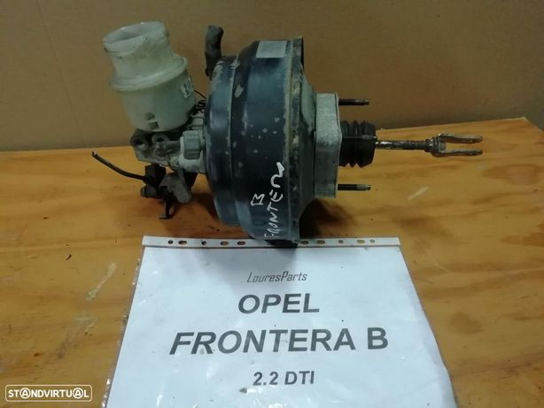Servofreio e bomba central de travões Opel Frontera B 2.2 DTI 16v