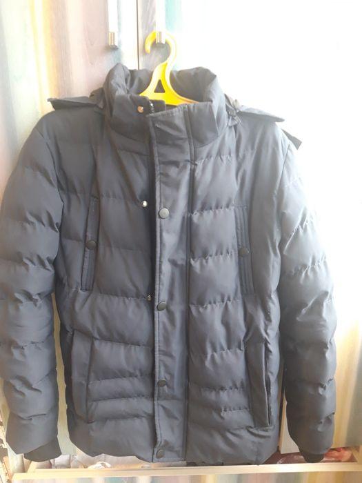 Куртка  парка зимняя подростку Энергодар - изображение 1
