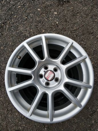 Felgi 17 5x100 Atura wheels ( Golf / Seat / Audi )