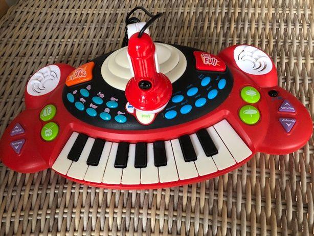 Pianino zabawka dla Dzieci - smyk