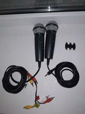 Мікрофони для караоке