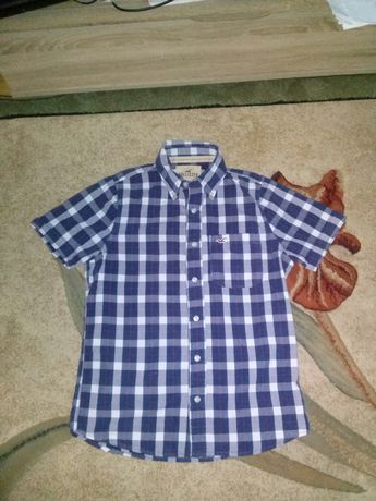Koszula HOLLISTER z krótkim rękawem r.M