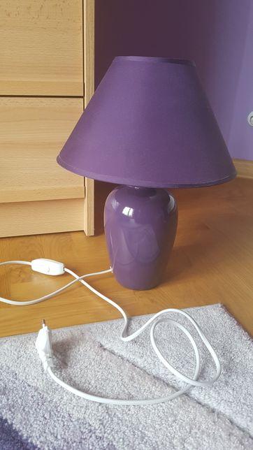 Lampka fioletowa