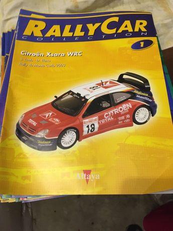 Revistas sobre a história do rally