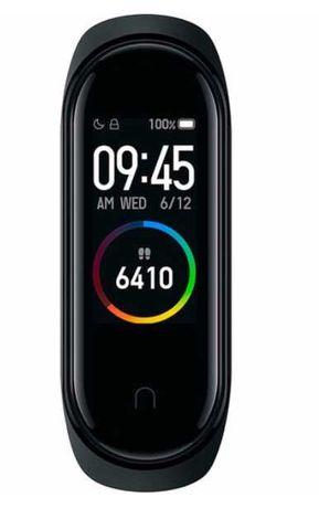 Фитнес-трекер браслет Xiaomi Mi Smart Band 4 NFC