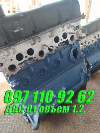 Мотор_Двигатель ВАЗ: 2101,21011,2103,2105,2106,2107,2121