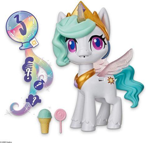 Интерактивная пони Силестия My Little Pony Волшебный поцелуй
