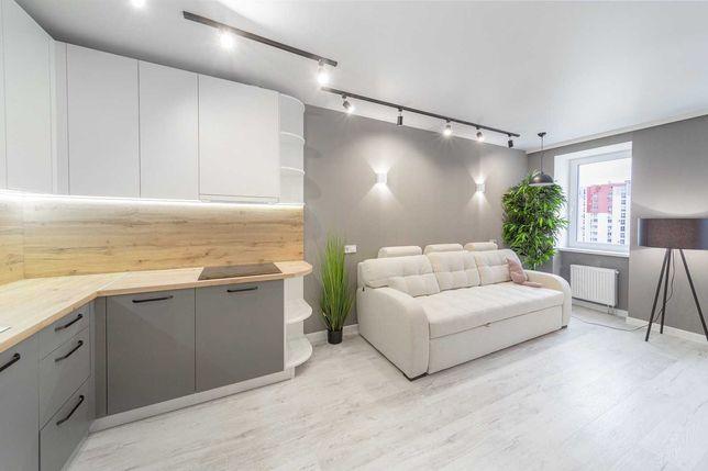 продам 1-к квартиру в ЖК Левада с капитальным ремонтом