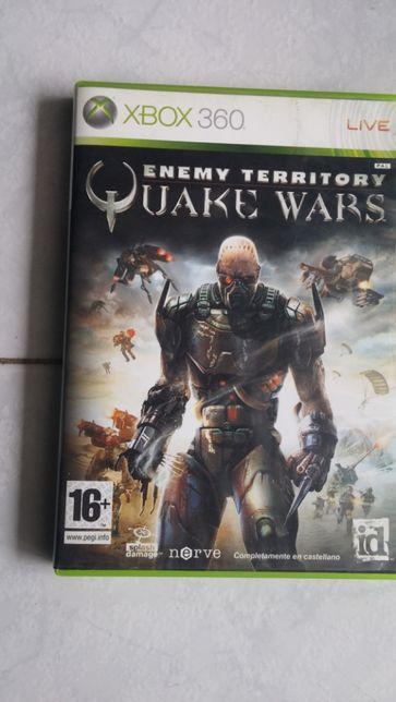 Jogo X-BOX 360 Quake Wars (Enemy Territory)