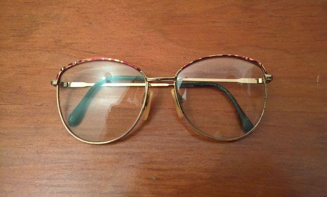 Óculos de ver para mulher vintage