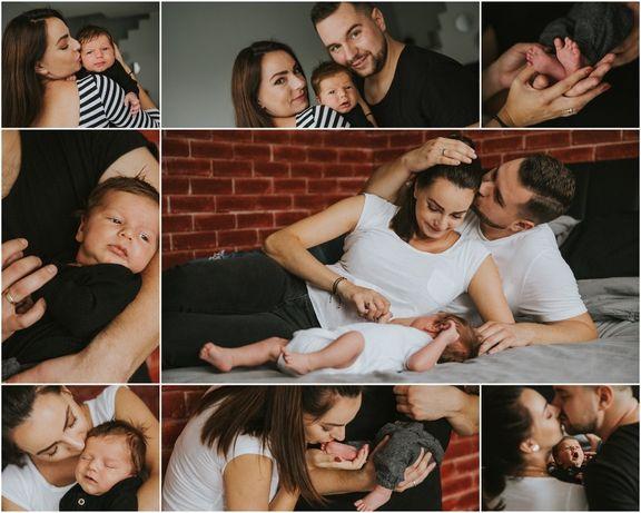 Sesja foto dom lub plener - ciążowa, dziecięca, rodzinna - 250 zł/20uj