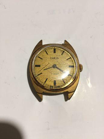 Часы Заря СССР позолоченные