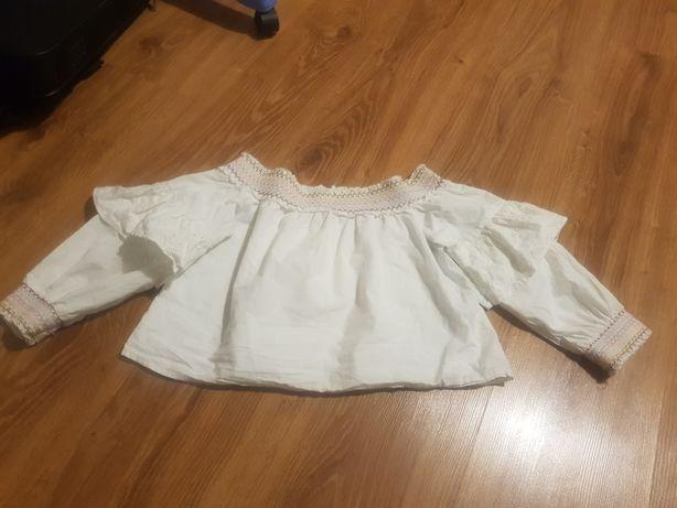 Bluzka krótka  tanio