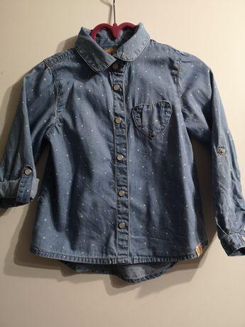 Koszula jeansowa Cool Club smyk 104
