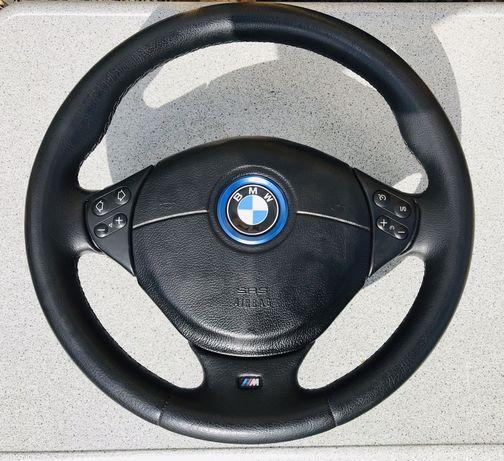 Руль BMW E39 рестайл M мультируль БМВ