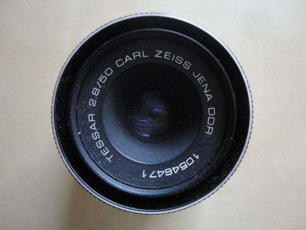 Objectiva Tessar Carl Zeiss Jena DDR