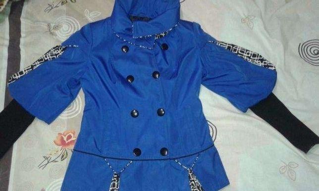 Весенняя легкая куртка - пиджак