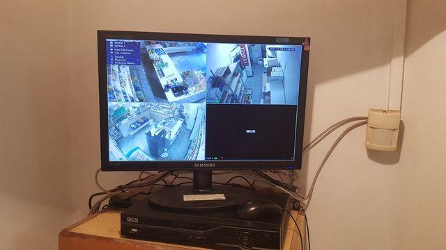 Kamery monitoring zestaw kompletny