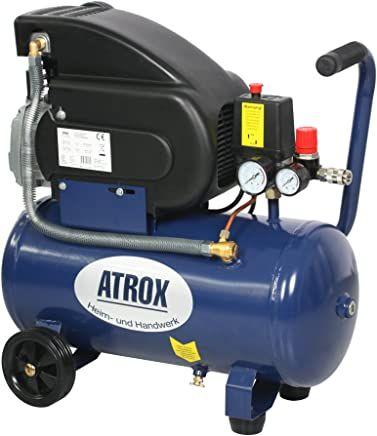Kompresor olejowy sprężarka ATROX 24L 8bar 155L/min NOWY!