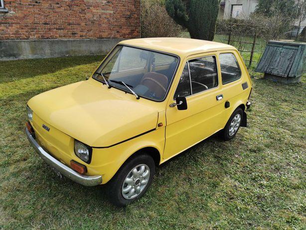 FIAT 126 dla kolekcjonera, wersja RFN:)