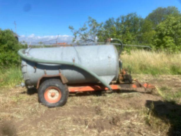 Cisterna agrícola 3000l