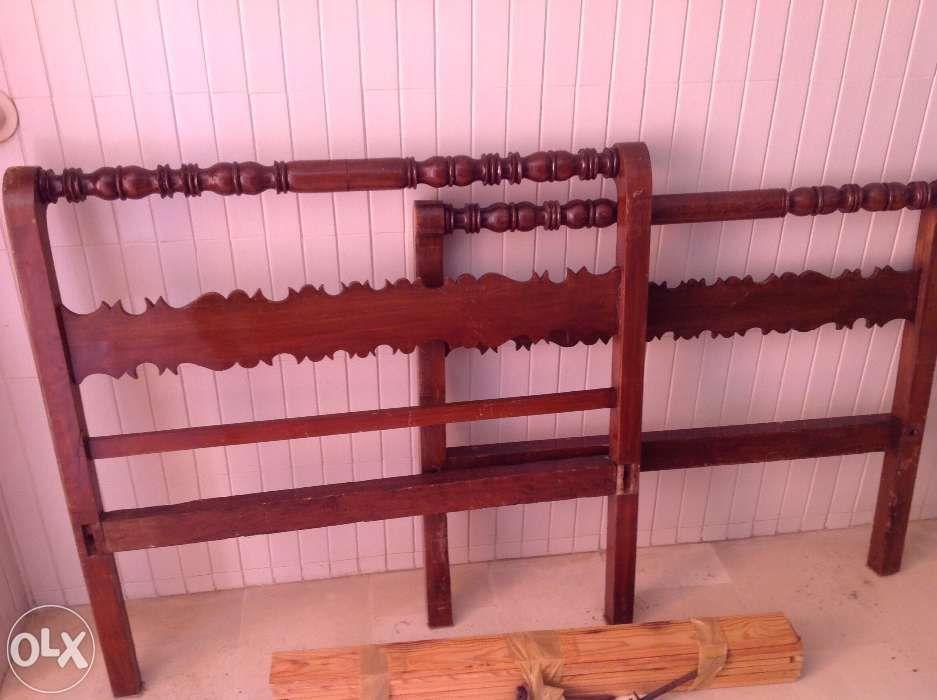 Cama / sofá antigo