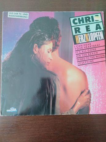 Chris Rea Herzklopfen LP płyta winylowa 12