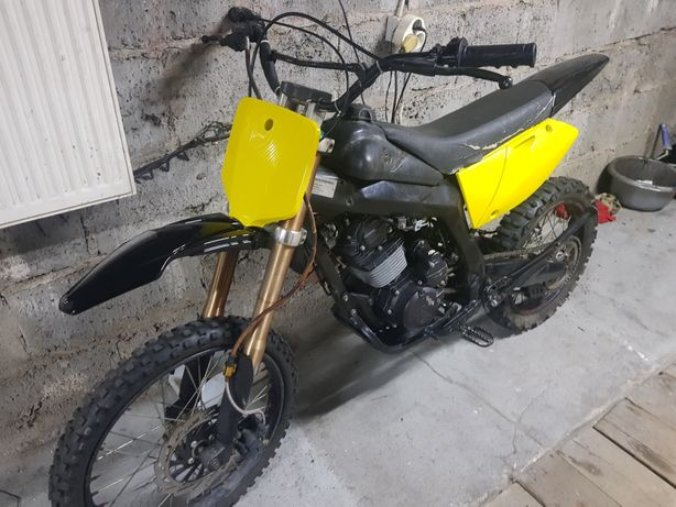 Cross diabolini 250cc