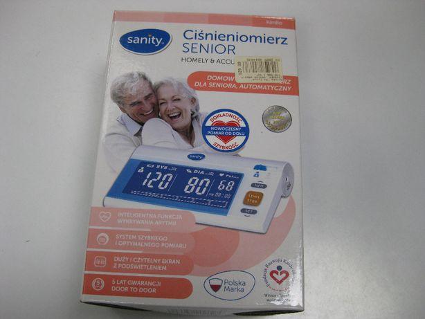Ćiśnieniomierz Senior Sanity - Aparat do mierzenia cisnienia