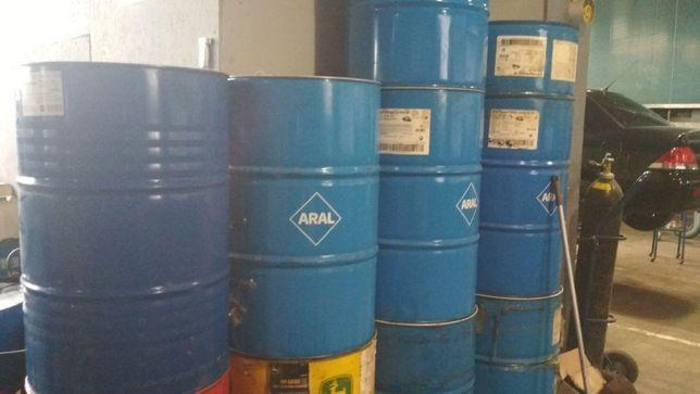Бочка 208 литров из под масла 11 штук
