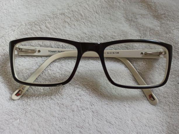 Okulary korekcyjne oprawki TOMMY FASHION + etui gratis