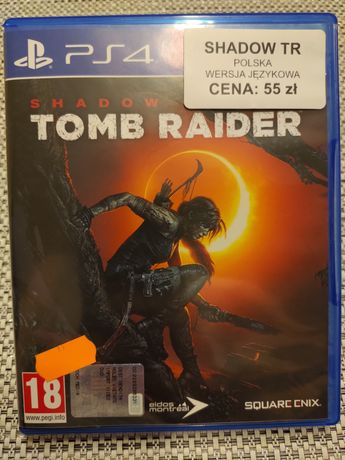 Shadow of the Tomb Raider PS4 PL