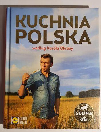 """""""Kuchnia polska według Karola Okrasy"""" Lidl"""