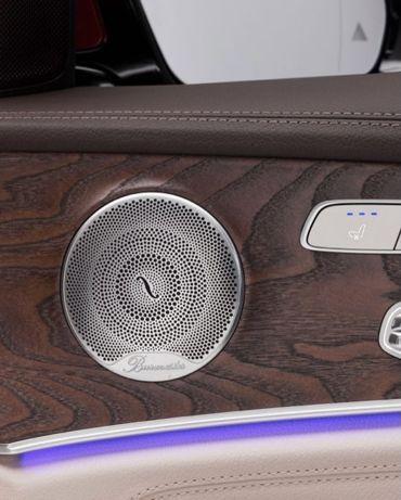 Сетки накладки BURMESTER Mercedes W205 W213 W222