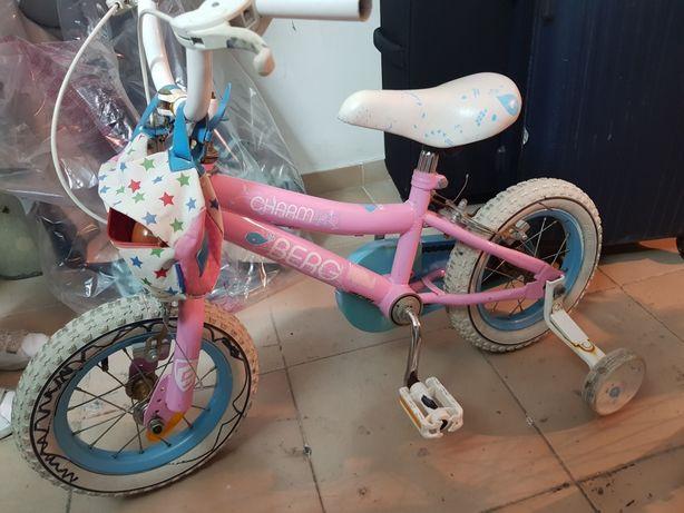 Bicicleta criança  3 4 anos