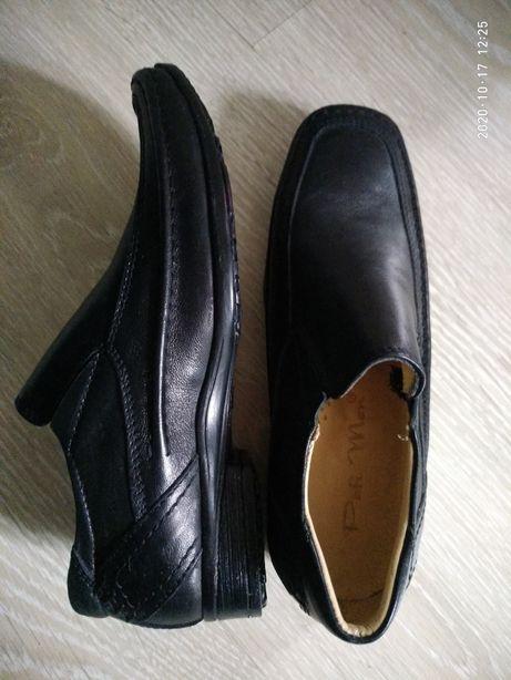 Туфли на мальчика 29р