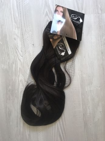 Dopinka wlosy clip in treska nowa 55cm