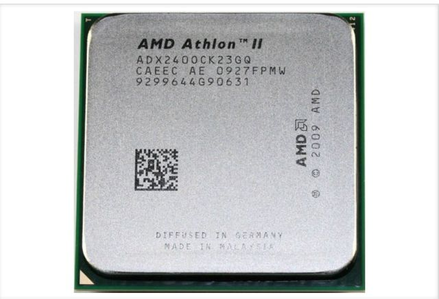 Процессор AMD Athlon II X2 AM3