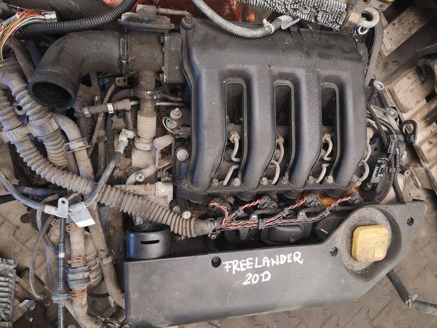Silnik Land Rover Freelander I 2.0d