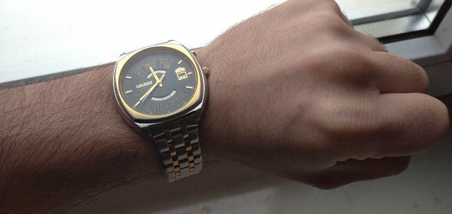 Piękny zegarek orient patelnia cesarski nie Atlantic Wostok Seiko