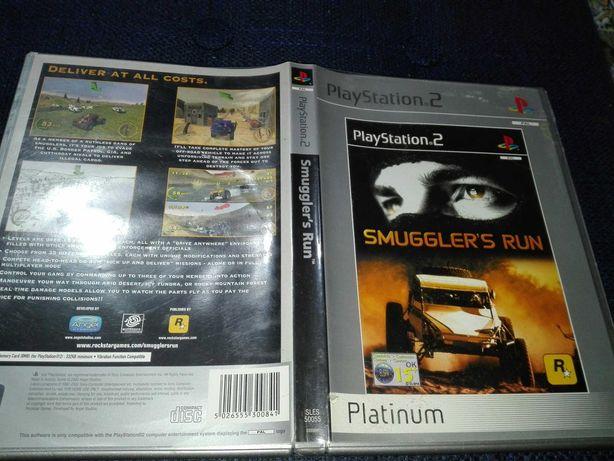 PlayStation 2 Smugglers Run