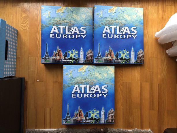 Atlas Europy segregatory