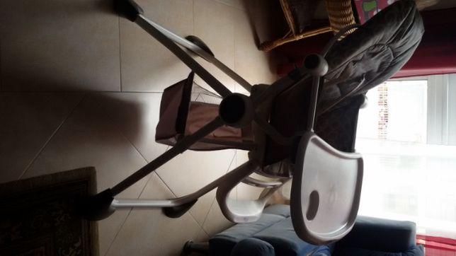 Cadeira de criança para mesa - bom estado